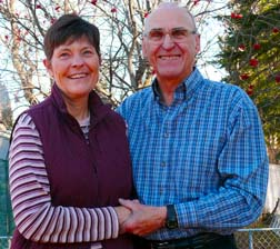 Joan and John Palardy of Olds hope to return to Rwanda to work for reconciliation.