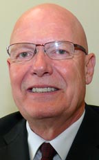 Gary Johnson will become state deputy of the Alberta Knights of Columbus on July 1.