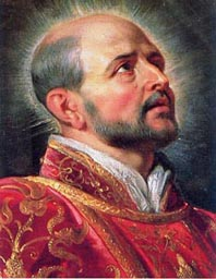 St. Ignatius of Loyola, argues Charles Taylor, was one whose tendency to violence was transformed into a spiritual energy.