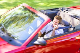 Distracted driving habits can carry over to other aspects of our lives as well.