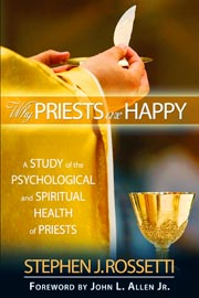 Book Cover - Why Priests are Happy