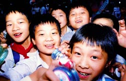 As the result of its one-child policy, China is well on the way to having an overwhelming preponderance of boys among its youth.