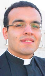 Deacon Miguel Irizar says seminary education is just the beginning of a life delving into the mystery of God.
