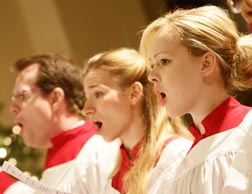 The Church has a rich tradition of bringing beauty into the liturgy through music.