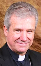 Archbishop Christian Lepine, 60, will be installed as Archbishop of Montreal April 27.