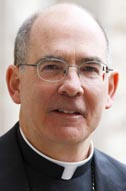 Archbishop Peter Sartain