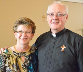 Margaret and Deacon Wesley Turton belong to Holy Trinity Parish in Spruce Grove/Stony Plain.