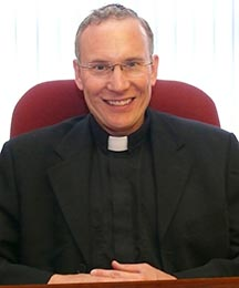 Bishop-elect Greg Bittman will be ordained to the episcopacy Sept. 3 at St. Joseph's Basilica.