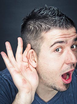 He even makes the deaf to hear and the mute to speak. -