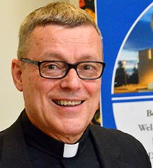 Bishop-elect Paul Terrio will be installed as the seventh bishop of St. Paul on Dec. 12.