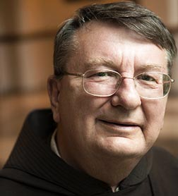Capuchin Fr. Thomas Weinandy has served as the U.S. bishops' chief adviser on doctrinal and canonical affairs since 2005.