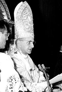 Pope Paul VI's interventions during the final week of Vatican II's 1964 session left many bishops feeling they had been undermined.