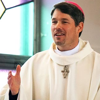 Bishop Christian Riesbeck's ordination launces a new era for the Companions of the Cross.