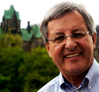 Mayor Jean Tremblay asked God to give him a chance to prove that he loved him, and now he is headed to the Supreme Court to keep prayer and a crucifix in city council chambers.