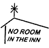 No Room at the Inn Logo
