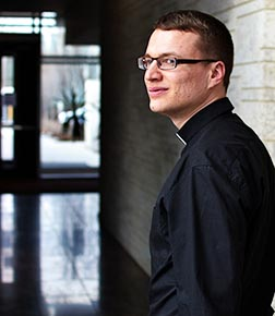 Deacon Peter Nemcek will be ordained a priest for the Winnipeg Archdiocese on July 3.