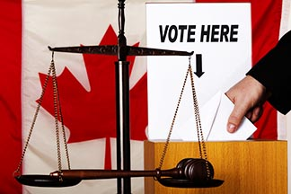 Church leaders urge Canadians to make informed choices and also to vote in the upcoming federal election.