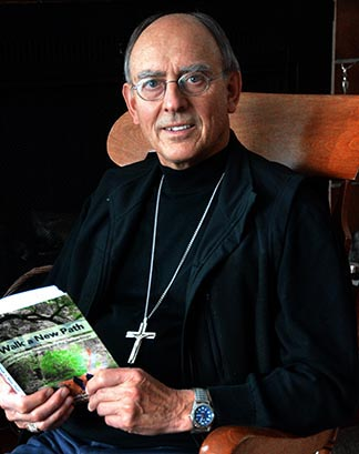 Archbishop Sylvain Lavoie is the author of Walk a New Path, published by Novalis.