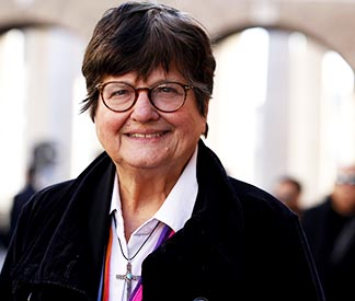 Sr. Helen Prejean has worked in prison ministry and against the death penalty for decades.