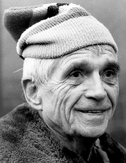 Fr. Daniel Berrigan, an early critic of U.S. military intervention in Vietnam who for years challenged the country's reliance on military might, died April 30 at 94.