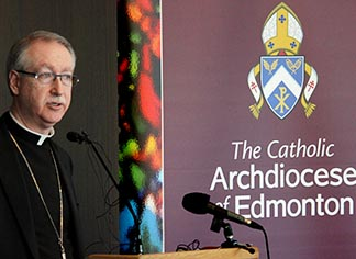 Edmonton Archbishop Richard Smith has announced the archdiocese is developing a new vision for communications, and that this will be final issue of the Western Catholic Reporter.