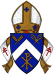 Edmonton Archdiocese Coat of Arms