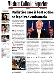 Front Page 11/28/11