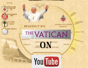 Vatican on YouTube